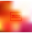 Abstract colorful blurred backgrounds vector image vector image