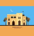 mediterranean moroccan or arabic style houses set