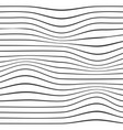wave stripe background simple texture for your vector image vector image