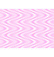 alternate zigzag lines pink and white vector image vector image