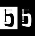 c-clamp icon vector image