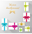 celebration greeting background vector image