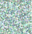 Colorful square pattern background design vector image vector image