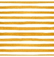 Gold seamless pattern of golden stripes vector image vector image