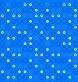 Decorative seamless simple pattern