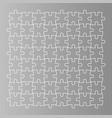 jigsaw puzzle mosaic background vector image