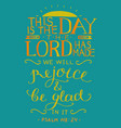 Coloring hand lettering with bible verse this is
