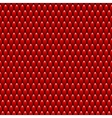 Red Dragon Scales Seamless Pattern Texture Stock vector image vector image