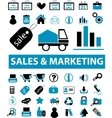 Sales  marketing signs vector | Price: 1 Credit (USD $1)
