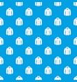 sweatshirt pattern seamless blue vector image vector image