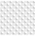 3d seamless patern vector image