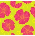 Floral seamless summer pattern vector image vector image
