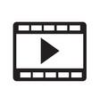 Film strip icon design