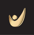 check icon logo vector image