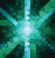 geometric background 2701 vector image vector image