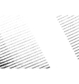 black and white texture pattern vector image