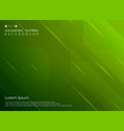 abstract background gradient green stripe line vector image