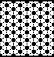 monochrome seamless pattern ornamental tiles vector image vector image