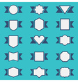 Vintage style design elements vector image vector image