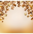 Abstract autumnal backgrounds template EPS 10 vector image vector image