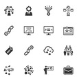 Seo and internet marketing icons vector | Price: 1 Credit (USD $1)