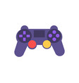 modern gamepad for games vector image