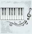 Piano vector | Price: 1 Credit (USD $1)