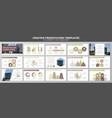 set multi colour elements for multipurpose vector image
