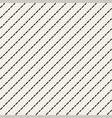 seamless diagonal lines pattern vector image