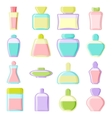 Blank package icons vector image vector image