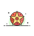 Pentacle satanic project star business flat line