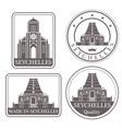Seychelles vector image