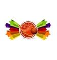 sport basketball vector image vector image