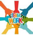 Teamwork people company icon