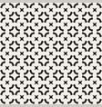 seamless geometric pattern monochrome texture vector image