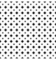 big and small rhombus seamless pattern vector image