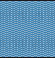 seamless pattern of blue wave background pattern vector image vector image