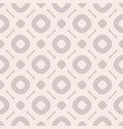 geometric seamless pattern in trendy colors vector image vector image