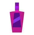 gin icon cartoon style vector image vector image