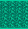 green texture surface seamless pattern textile vector image vector image