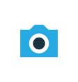 camera colorful icon symbol premium quality vector image vector image