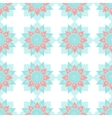 Ethnic oriental geometric seamless pattern vector image vector image