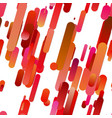 red abstract modern gradient background with vector image vector image