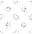 stethoscope syringe icon outline style vector image