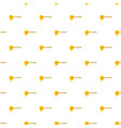 stick for honey pattern vector image vector image