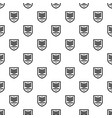 commando badge pattern seamless vector image vector image