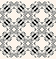 geometric seamless pattern with diamonds grid vector image