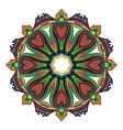 Hearts Mandala vector image vector image