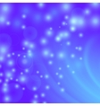 Abstract Light Blue Wave Background vector image vector image