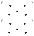 dots pattern 11 vector image